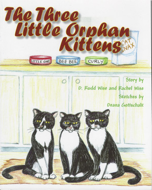 Picture of The Three Little Orphan Kittens book