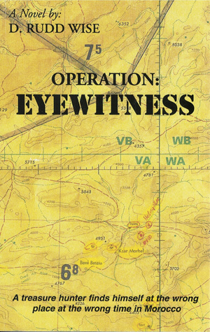 Picture of Operation: Eyewitness book
